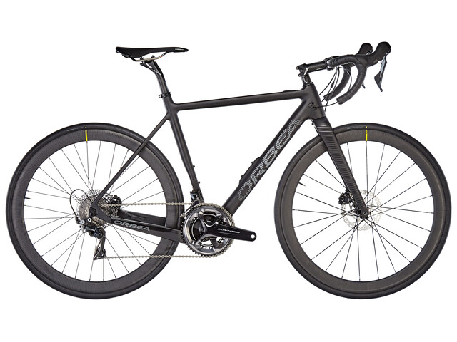 ORBEA Gain M10 - Bicicletas eléctricas de carretera - negro